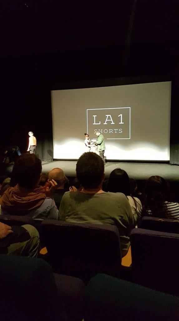 LA1 Shorts Film Festival Winner